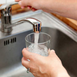 L'acqua del rubinetto