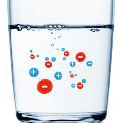 L'acqua alcalina ionizzata