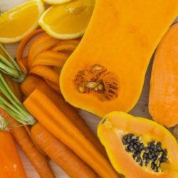 Betacarotene: un aiuto per la pelle